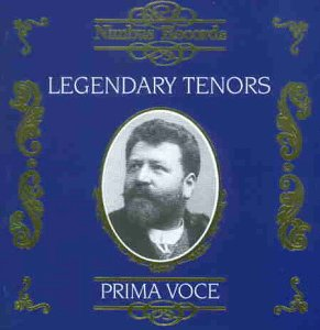 Sampler - Legendary Tenors