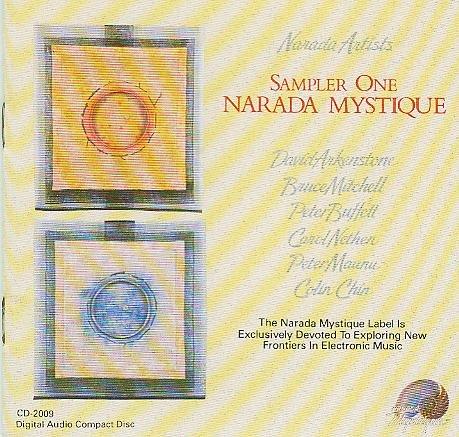 Sampler - Mystique sampler one