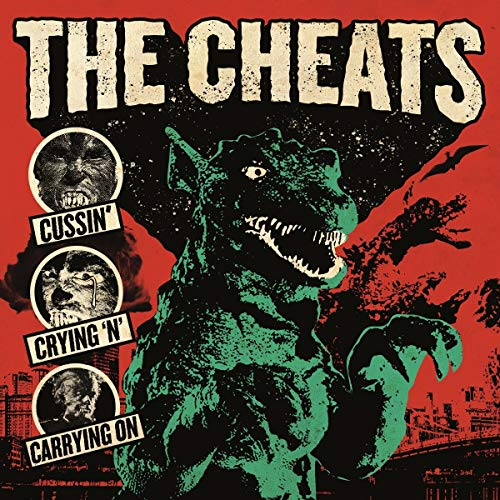 Cheats , The - Cussin', Crying 'N' Carying On
