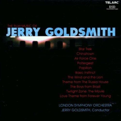 Jerry Goldsmith - The Film Music of Jerry Goldsmith