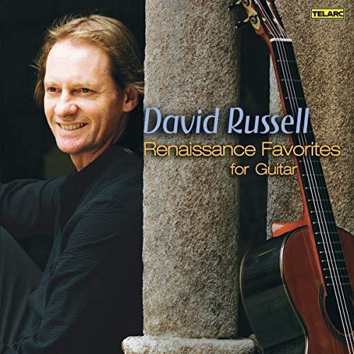 Russell , David - Renaissance Favorites For Guitar