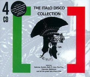 Sampler - The italo disco collection