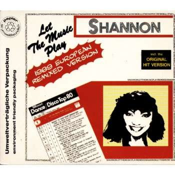 Shannon - Let The Music Play (1989 European Remixed Version) (Maxi)