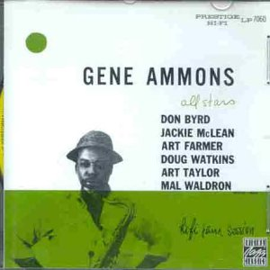 Ammons , Gene - Jammin' with Gene