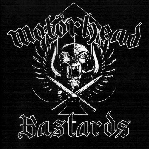 Motörhead - Bastards (Label ZYX)