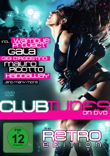 DVD - Clubtunes on DVD - The Retro Edition