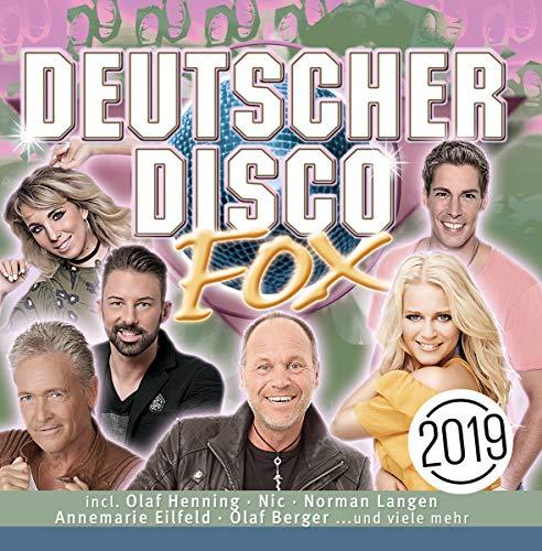 Various Artists - Deutscher Disco Fox 2019