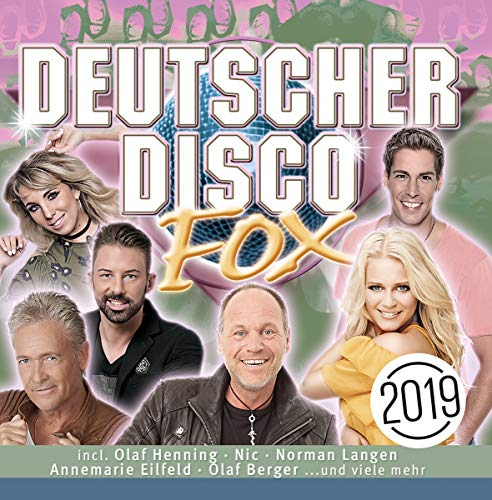 Sampler - Deutscher Disco Fox 2019