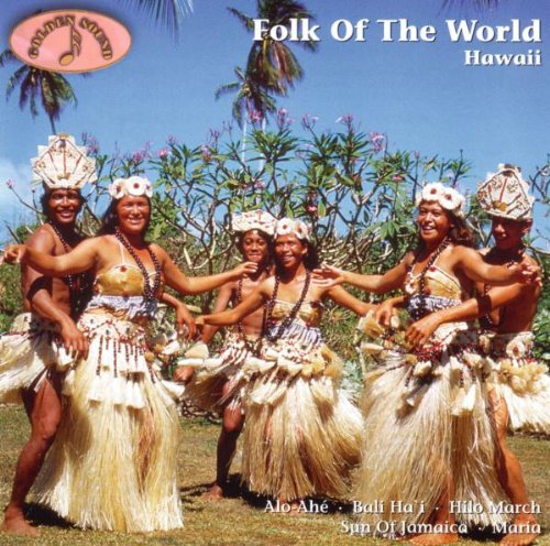 Sampler - Folk of the World - Hawaii
