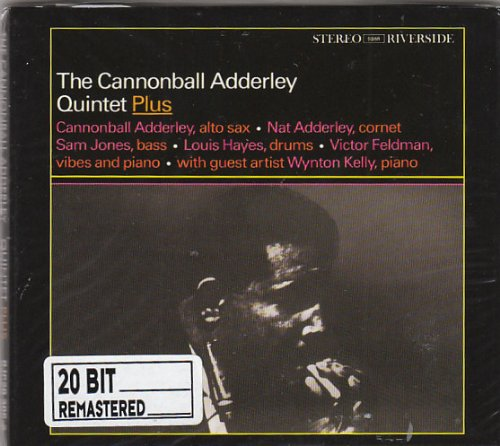 Cannonball Adderley - Quintet Plus