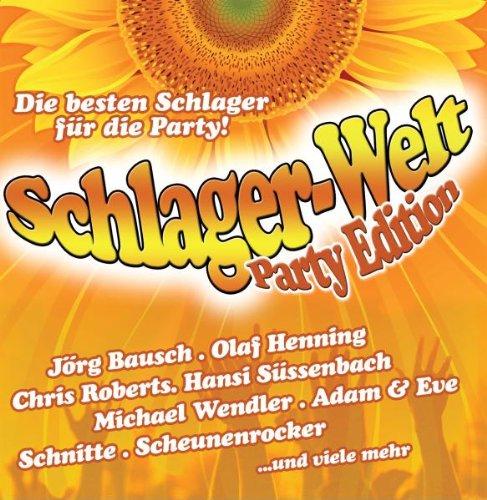 Sampler - Schlager Welt - Party Edition