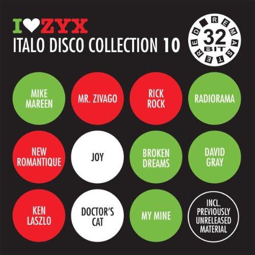 Various - Zyx Italo Disco Collection 10
