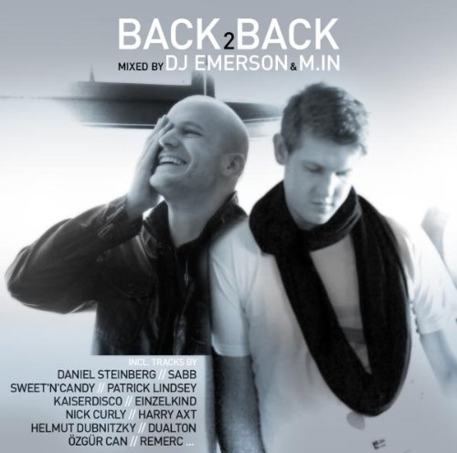 Sampler - Back 2 Back (mixed by DJ Emerson & M.IN)