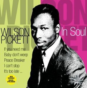 Pickett , Wilson - In Soul