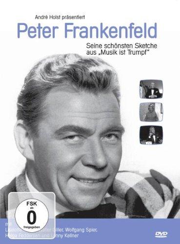 DVD - Peter Frankenfeld - Seine schönsten Sketche aus Musik ist Trumpf