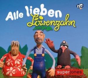 Superjones - Alle Lieben Löwenzahn (Maxi)
