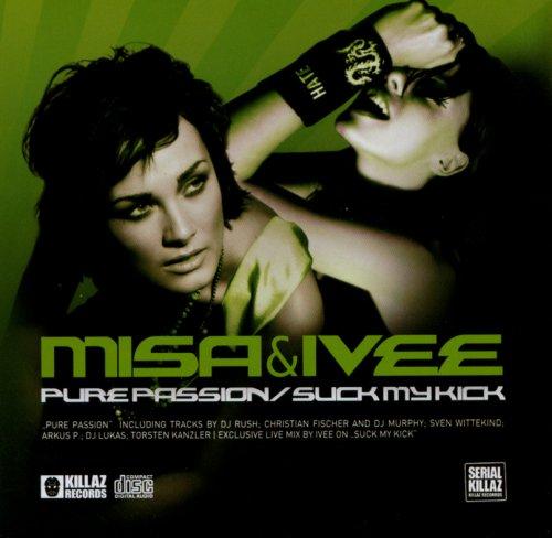 Misa & Ivee - Pure passion / suck my kick