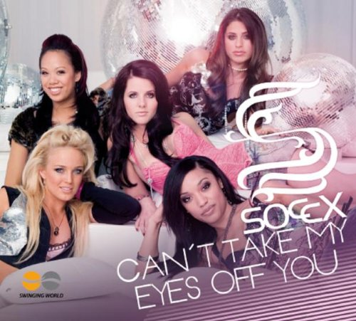 Soccx - Can't Take My Eyes Of You (Maxi)