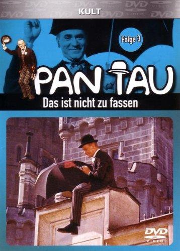 DVD - Pan Tau - 03: Das ist nicht zu fassen