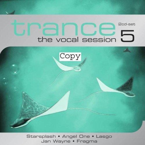 Sampler - Trance the vocal session 5