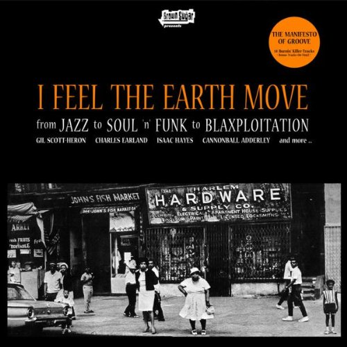 Sampler - I Feel The Earth Move: From Jazz To Soul 'N' Funk To Blaxploitation (Brown Sugar Presents) (Vinyl)
