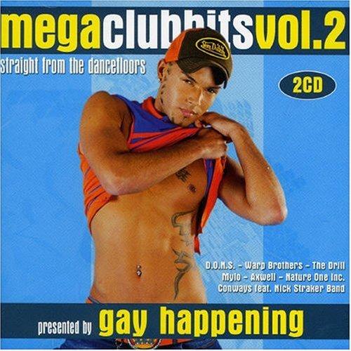 Sampler - Gay Happening Presents Mega Clubhits 2