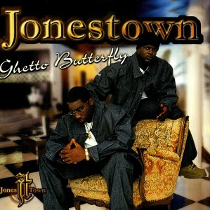 Jonestown - Ghetto Butterfly