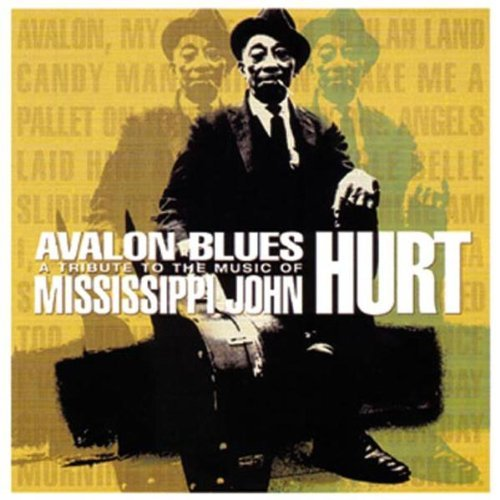 Sampler - Avalon Blues (John Hurt-Tribute)