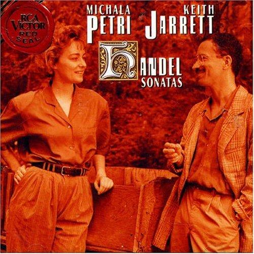 Petri , Michala & Jarrett , Keith - Händel: Sonatas