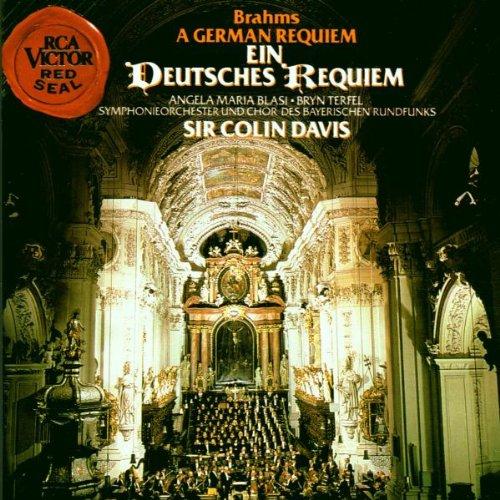 Brahms , Johannes - Ein Deutsches Requiem (Blasi, Terfel, Davis)