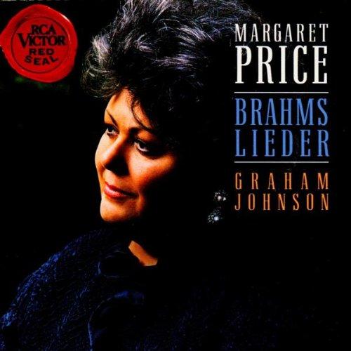 Price , Margaret - Brahms Lieder (Johnson)