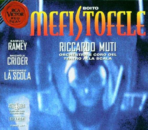Boito , Arrigo - Mefistofele (Muti, Ramey, Crider, La Scola, Teatro Alla Scala)