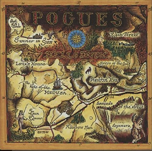 Pogues , The - Hell's Ditch (Vinyl)