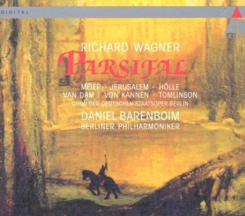 Wagner , Richard - Parsifal (Daniel Barnboim)