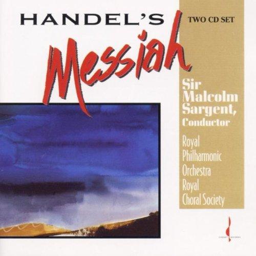 Händel , Georg Friedrich - Messiah (SDir Malcolm Sargent)