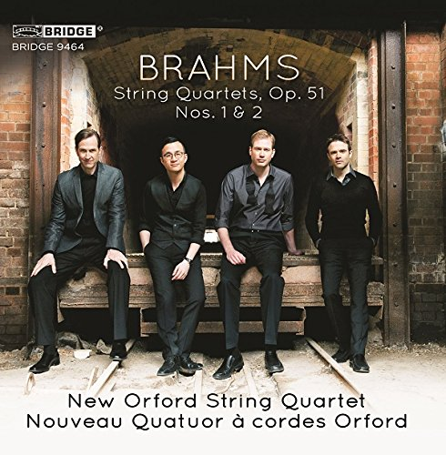 Brahms , Johannes - Streichquartette Op.51,Nos.1 & 2