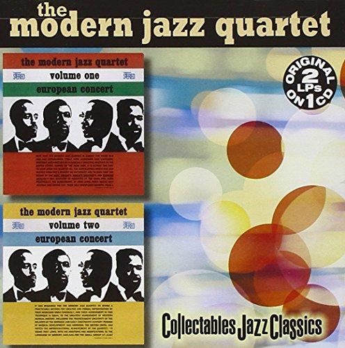 Modern Jazz Quartet , The - European Concert 1 & 2
