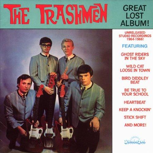 Trashmen , The - The Great Lost Trashmen Album! (Unreleased Studio Recordings 1964-1966)