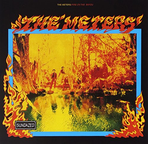 Meters , The - Fire On The Bayou (Bonus Track Edition)