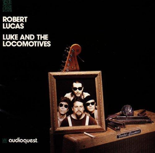 Lucas , Robert - Luke and the Locomotives