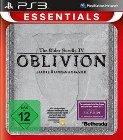 Playstation 3 - The Elder Scrolls IV: Oblivion - Jubiläumsausgabe (Essentials)