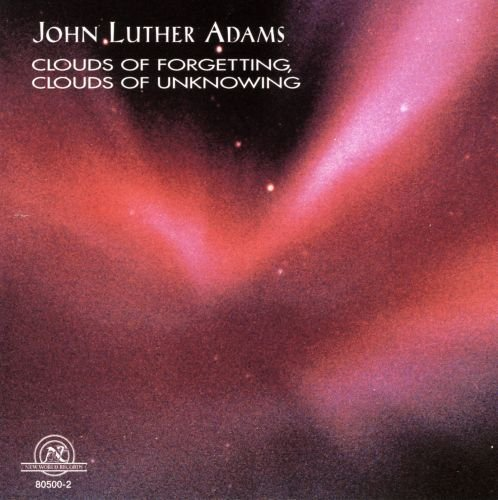 Adams , John Luther - Adams Clouds of Forgetting