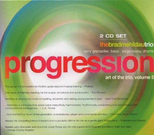Mehldau , Brad Trio , The - Progression - Art Of The Trio 5
