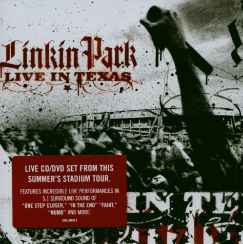 Linkin Park - Live in Texas (CD   DVD)