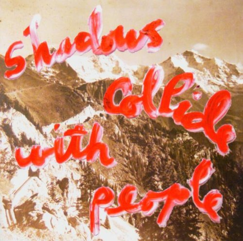 Frusciante , John - Shadows collide with people