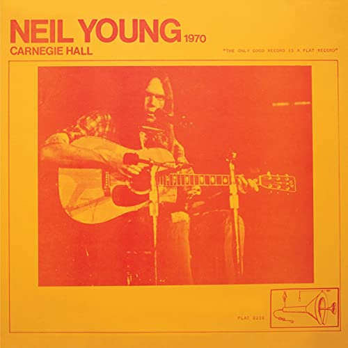Young , Neil - Carnegie Hall 1970