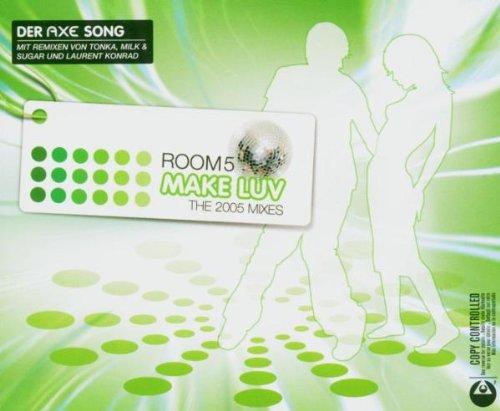 Room 5 - Make Luv - The 2005 Mixes (Maxi)