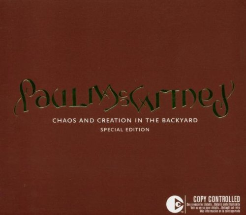McCartney , Paul - Chaos and creation in the backyard (special edition)