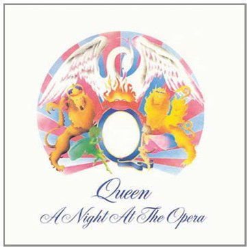 Queen - A Night at the Opera (Pressung 2005)