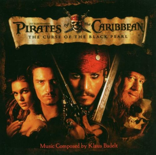 - Pirates of the Caribbean: The Curse of the Black Pearl